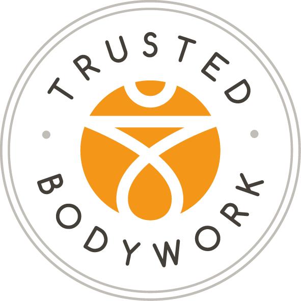 Trusted bodywork logo