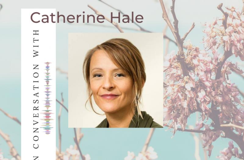menopause cafe podcast Catherine Hale