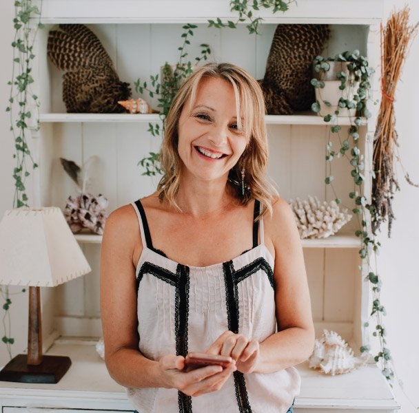Catherine Hale - thrive in business coaching program